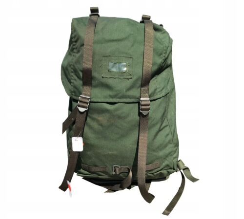 Swedish military backpack with a M75 frame - 35L NEW