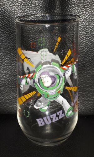 COLLECTABLE DISNEY PIXAR IXL LIMITED EDITION PROMOTIONAL GLASS GREAT CONDITION