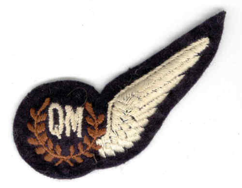 Post WW2 Air Quartermaster Wing - Padded Variant