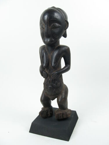 GothamGallery Fine African Art - DRC Hemba Tribal Figure A