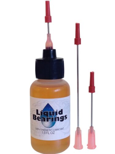Liquid Bearings, BEST 100%-synthetic oil for antique cuckoo clocks, READ THIS
