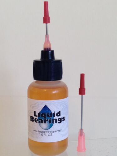Liquid Bearings, BEST 100%-synthetic oil for vintage brass clocks, READ THIS!