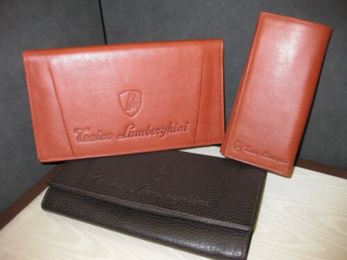 TONINO LAMBORGHINI WALLET- KEY RING