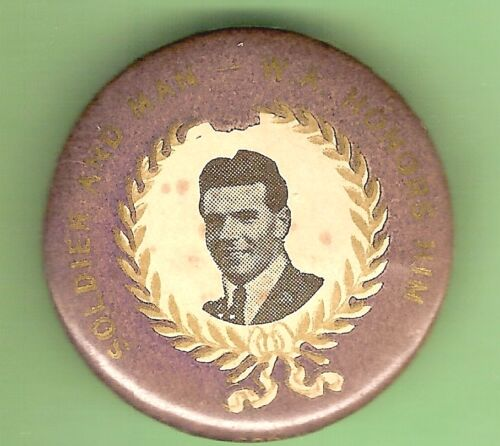 #D. TIN BADGE - SOLDIER AND MAN, WESTERN AUSTRALIA HONORS HIM