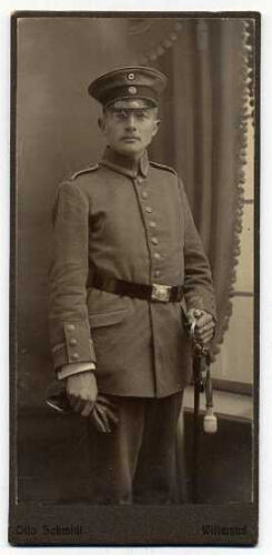 Photograph army officer; GermanOther Militaria - 135