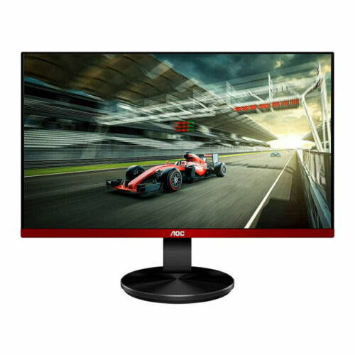 AOC 23.8'' I2490PXQU FHD LED LCD Computer Monitor with Speakers VGA HDMI DP IPS