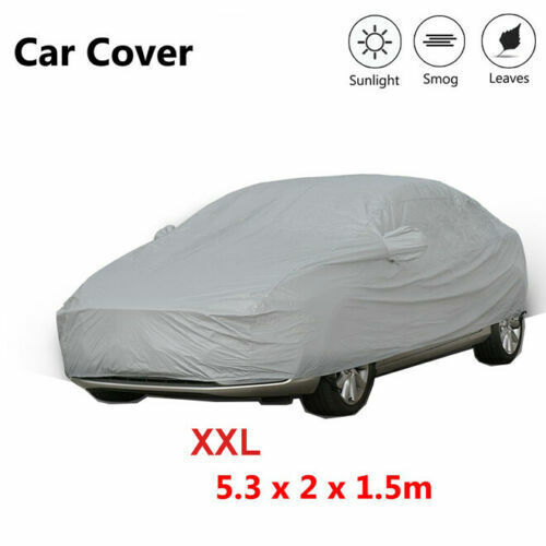 XXL Car Cover UV Resistance Anti Scratch Dust Dirt Full Protection