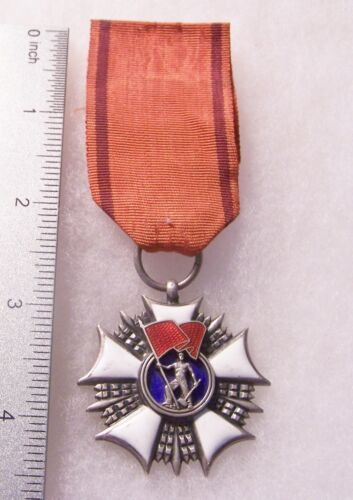 Poland order of the Flag, silverOther Militaria - 135