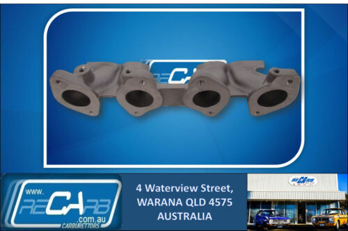 DCOE WEBER CROSSOVER MANIFOLD TO SUIT VOLVO B20 P1800 122 144