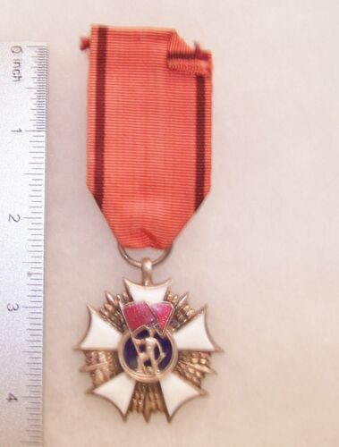 Poland Order of the Flag, goldOther Militaria - 135