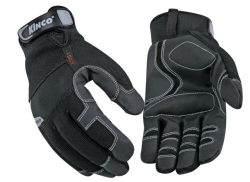 Kinco 2051 NWT Mens Warm Gloves Ski Snowboard Bike Winter Waterproof snow cold