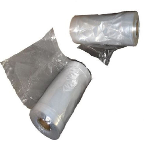"""Garment Covers Polythene Bags Display Packing Clothes/Laundry 24"""" Wide All Sizes"""