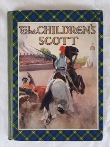The Children's Scott Stories From the Waverley Novels by C.J. Kaberry -1st Edn.