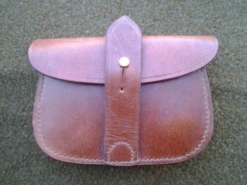 Leather Ammo Pouch for British Sam Browne Belt Great Britain - 156410