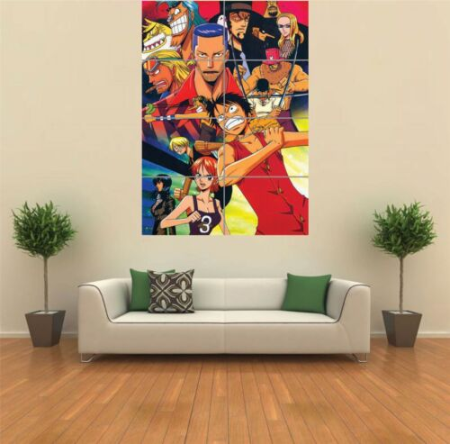 ONE PIECE ANIME MANGA  NEW GIANT POSTER WALL ART PRINT PICTURE G1136