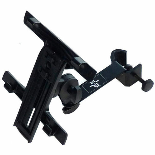 iPad Holder Attaches To Stand Universal Mount Clamp iPad Android Samsung Tablet