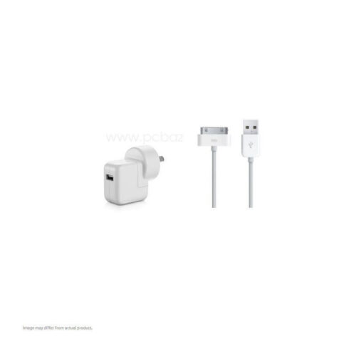 Genuine Apple USB Power Adapter for iPhone iPod (MB051X/A)