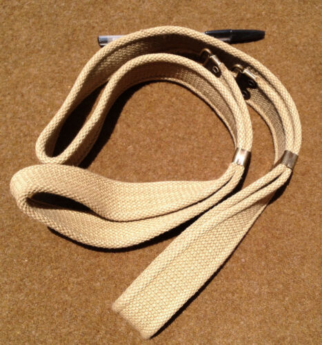 Mills Tropical Web Sling for Trapdoor Springfield and Krag, Haversack or CanteenReproductions - 156386