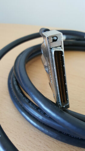Cable 4.0m SCSI III to SCSI II Cable HD50M/HD68M AMPHENOL connectors