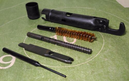 Army Soviet Russian BUTTSTOCK CLEANING KIT 30 .308 .30-06 7.62Other Militaria - 135
