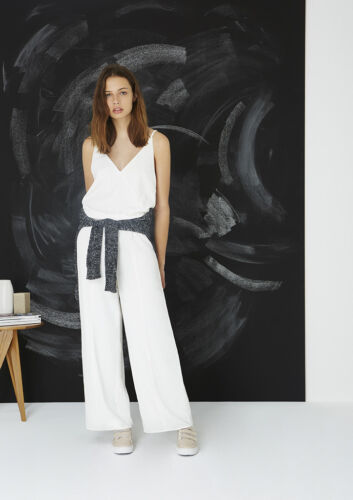NEW THE FIFTH LABEL WHITE ESCAPADE JUMPSUIT SIZES XS TO XL  RRP $120