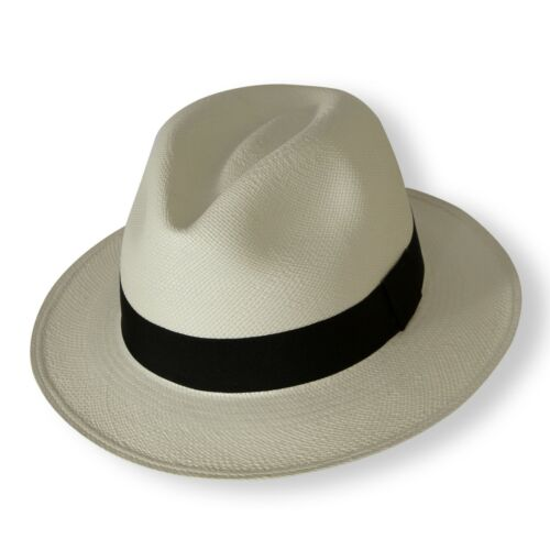 Handmade Fairly Traded Genuine Panama Hat from Ecuador - Hand Woven - Rolling <br/> From the UK Leading Supplier of Authentic Panama Hats