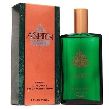Aspen Cologne Spray 118mL Perfume Fragrance for Men COD PayPal Ivanandsophia <br/> NATIONWIDE COD, Free Ship, Meet Up, PayPal Accepted