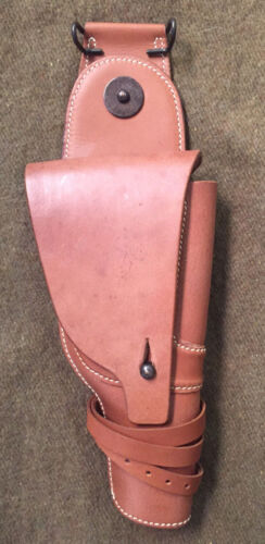 M1916 Audley Leather Holster for .45 Colt Auto PistolReproductions - 156388