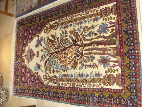 PERSIAN RUG - TREE OF LIFE