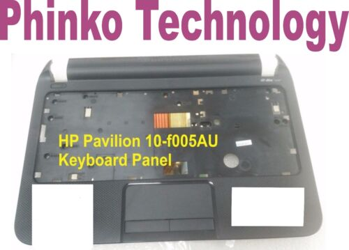 """HP Pavilion 10 10-f005AU 10"""" TPN-I113 Keyboard Panel Palm Rest with Touch Pad"""