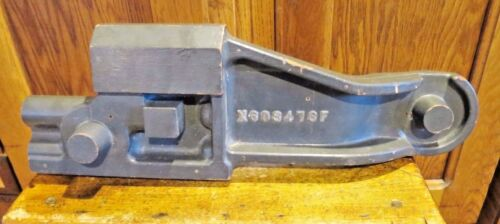 Antique Industrial Age Wood Pattern Casting Mold Oliver Plow FX