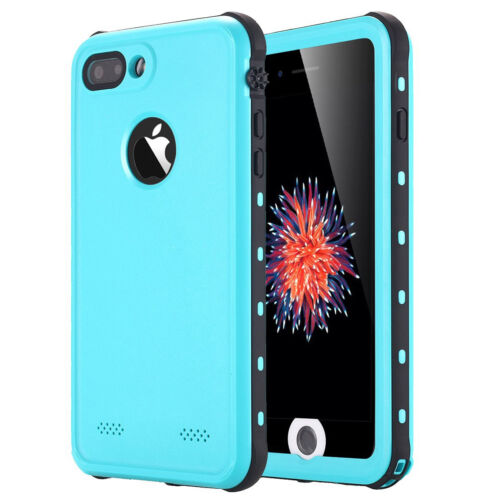 Multifunction Waterproof For iPhone  6S 7 8 Plus Case Shockproof Cover