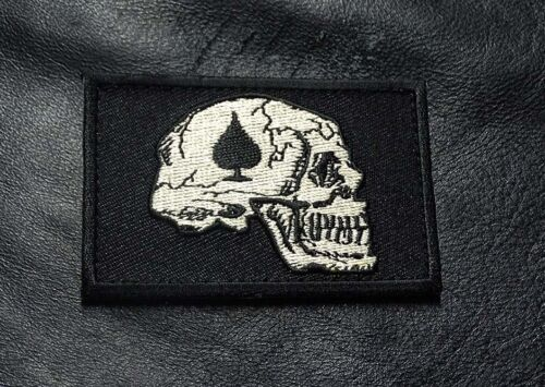 DEAD SKULL SPADE VIETNAM TACTICAL MORALE ARMY HOOK LOOP PATCHArmy - 48824