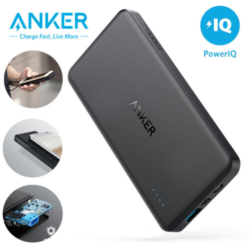 Anker 10000mAh QC Charge 3.0 Portable Charger Power Bank for Samsung Note 10/10+