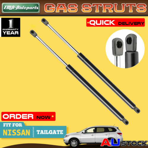 2x Window Glass Lift Supports Shock Struts for Grand Cherokee 05-2008 2009 2010