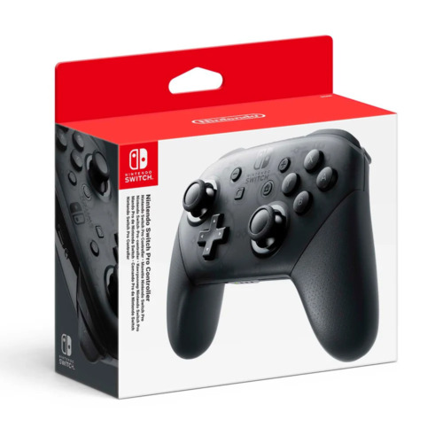 Nintendo Switch Pro Controller NEW