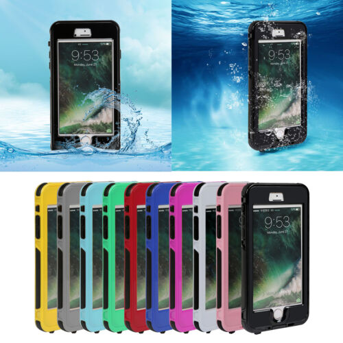 Waterproof Shockproof Dirt Proof Durable Hard Case Cover For iPhone 6 & 7 Plus