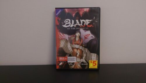 """Blade of the Immortal: """"Life is not Precious"""" - Anime DVD"""