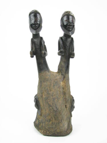 GothamGallery Fine African Art - DRC Bembe Tribal Sculpture T