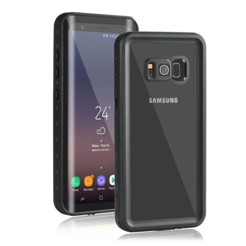 Samsung Galaxy S8 Plus Waterproof Case Heavy Water Dirt Shock Proof Grease Cover