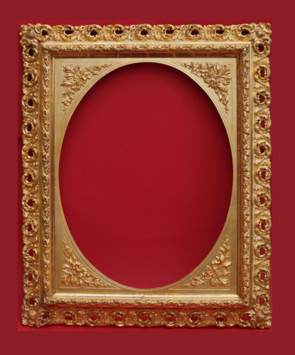Antique Frame, Germany ca. 1900  (# 0937)