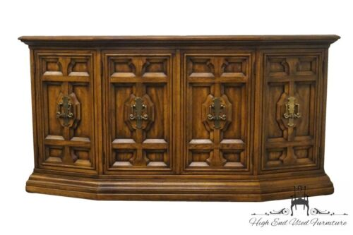 DREXEL HERITAGE Talavera Collection Spanish Revival 62″ Buffet / Sideboard 44...