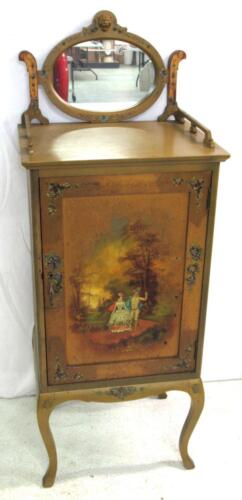 French Music Cabinet Lot 229A