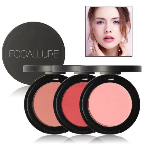 11 Colors Makeup Foundation Blush Powder Palette Blusher Cheek Cosmetic Tool