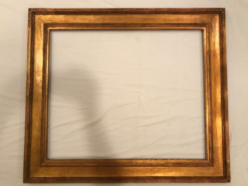 Antique Museum Quality Newcomb Macklin 36x30 Arts & Crafts Large Picture Frame
