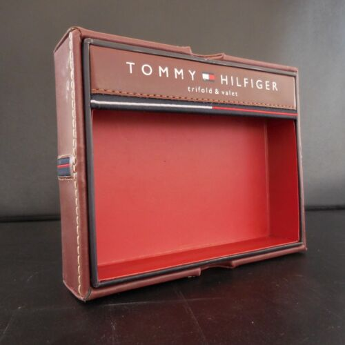 Etui maroquinerie TOMMY HILFIGER trifold & valet 2005