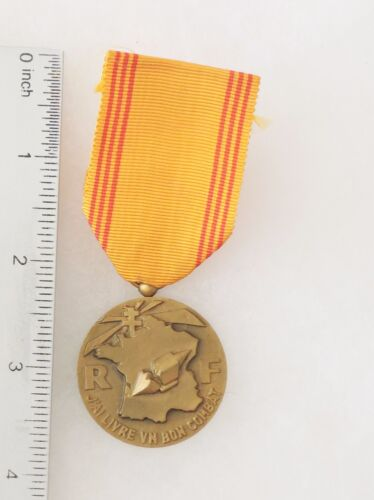 French Medal of the Resister 1939-45Other Militaria - 135