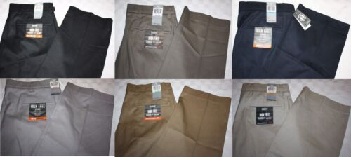DOCKERS Signature Iron Free Stretch Men's Pants NWT Assorted Colors & Sizes