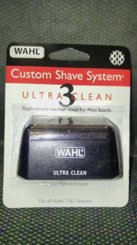 Wahl Shaver/Shaper ULTRA CLEAN Replacement SILVER Foil - Model 7336-100