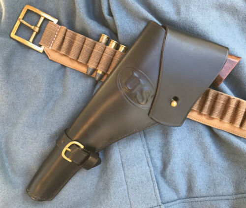 Forsythe Cavalry Holster for Colt .45 SAA and S&W SchofieldReproductions - 156384